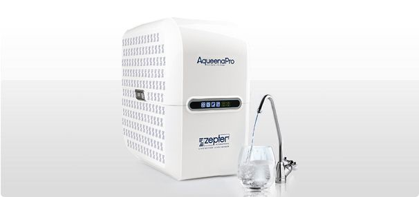 AqueenaPro, Water Purifying System