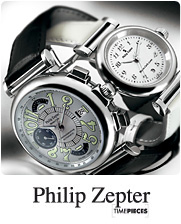 Philip Zepter Timepieces